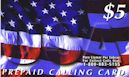 USA Prepaid Calling Card